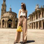 fotografía de moda en exterior Gijón