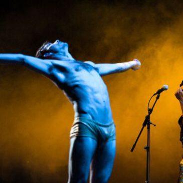 Fotografía de conciertos Rodrigo Cuevas