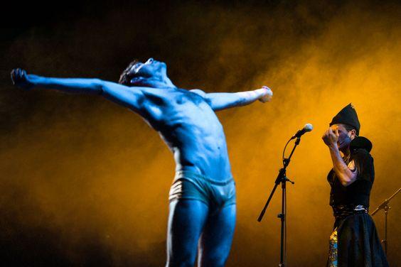 Rodrigo Cuevas fotografia de conciertos