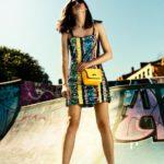 fotografía en color de moda exterior Cáceres